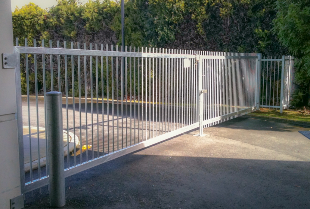 Security Gate 7 - S